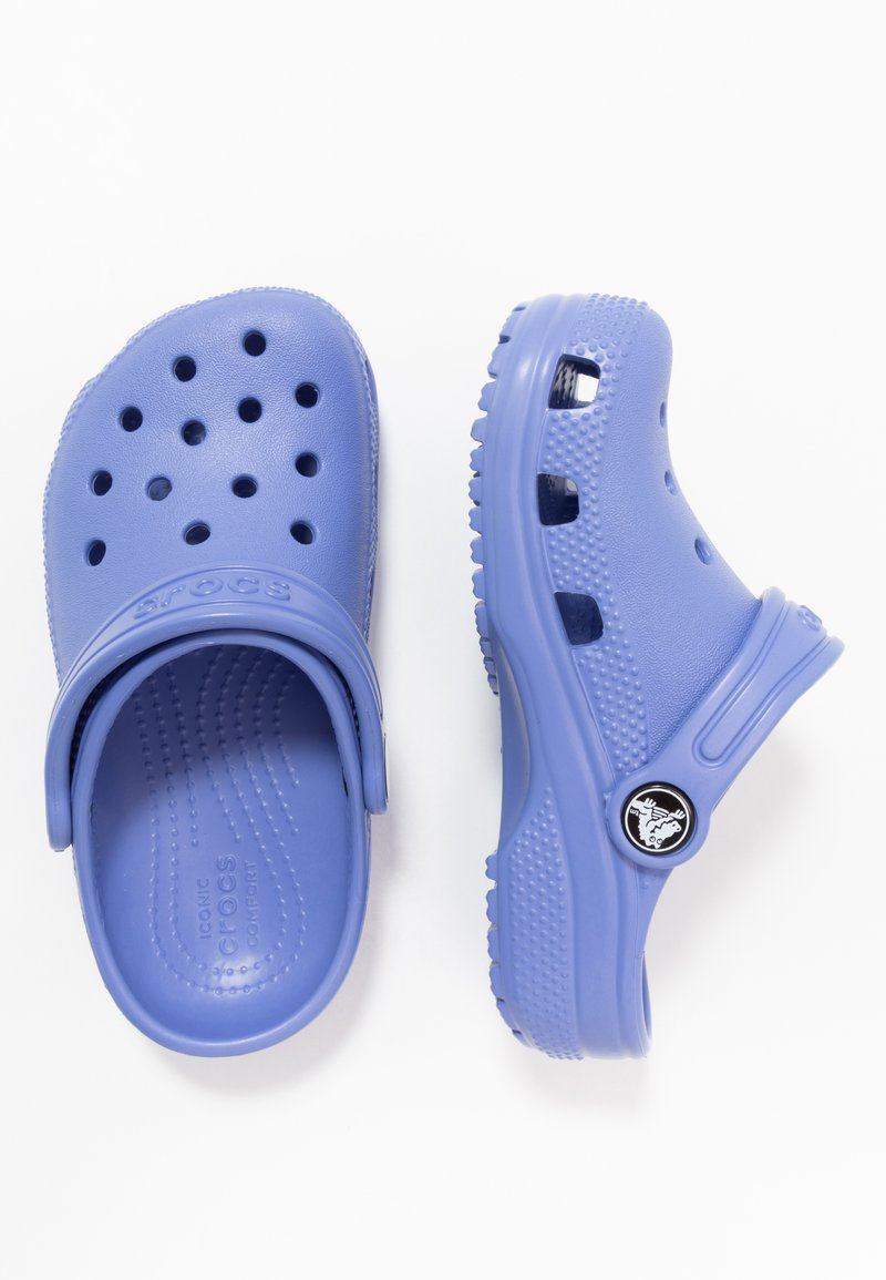 Crocs - CLASSIC - Sandały kąpielowe - lapis
