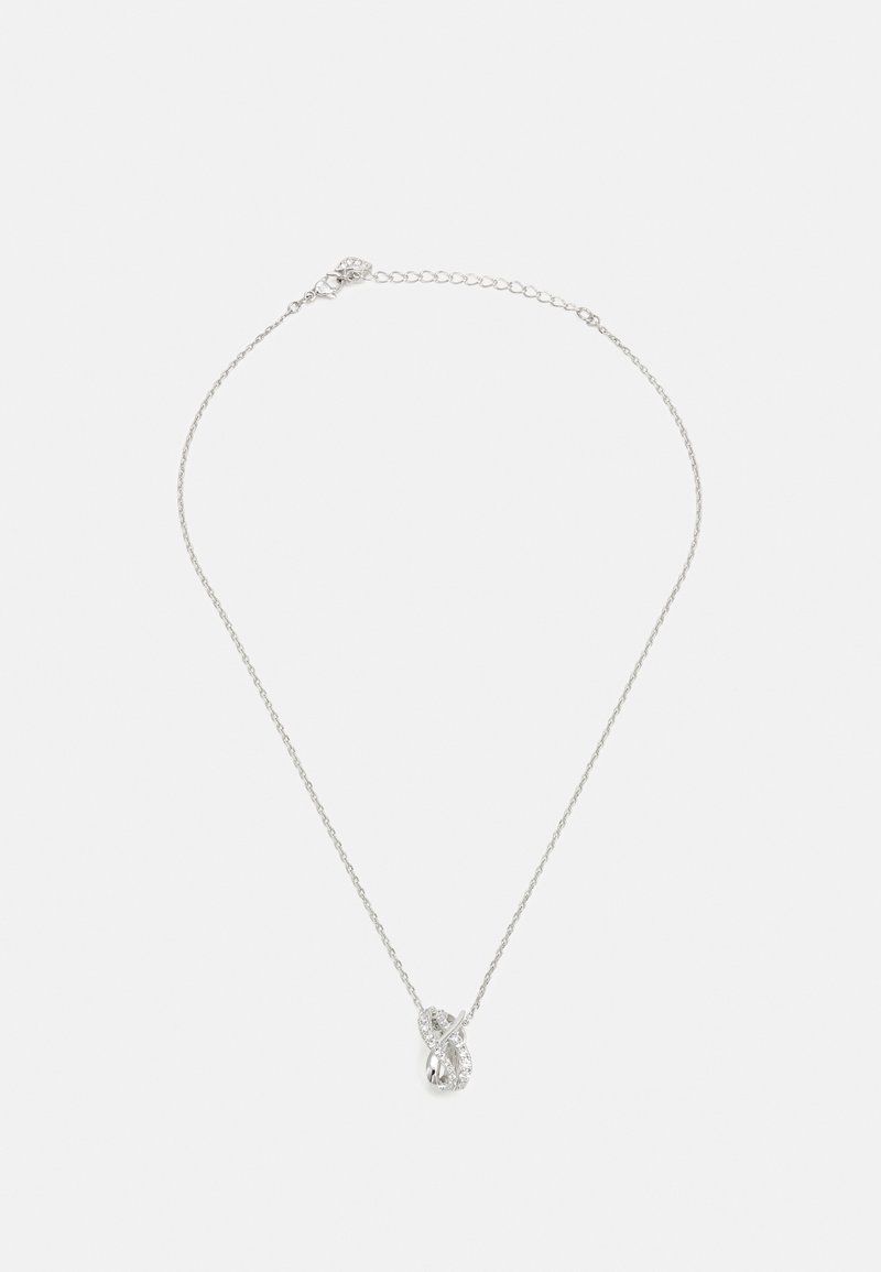 Swarovski - TWIST PENDANT - Halskette - silver-coloured