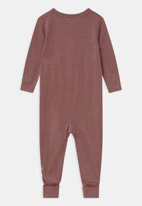 Joha - FOOT - Pyjama - berry - 1