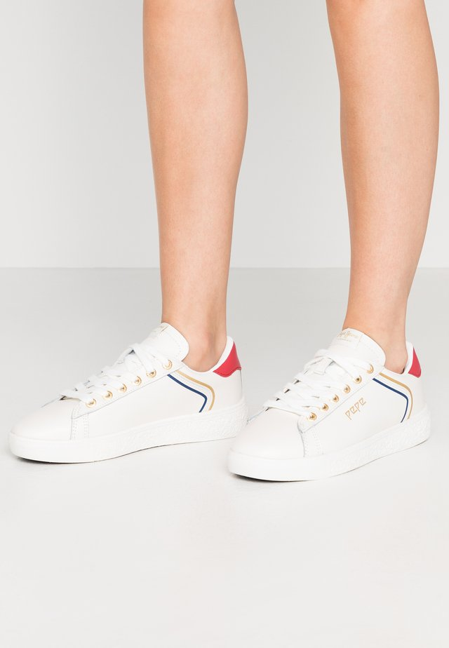 ROXY ARCH - Sneakers basse - white