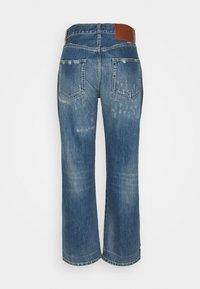 Victoria Beckham - VICTORIA - Straight leg jeans - vintage wash light - 9