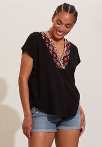 Odd Molly - ANTHEA - Blouse - almost black - 3