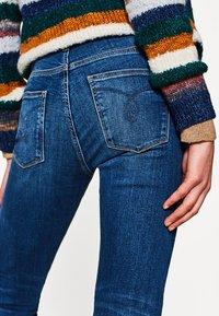 Esprit - Straight leg jeans - blue medium washed - 3