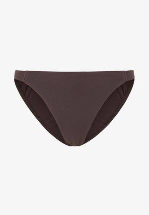 Bikini bottoms - dark purple