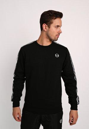 BUTCH CREW  - Sweatshirt - blk/wht