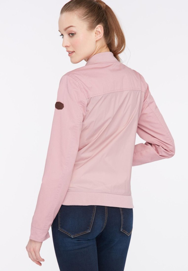 DreiMaster Bomberjacke light pink/rosa
