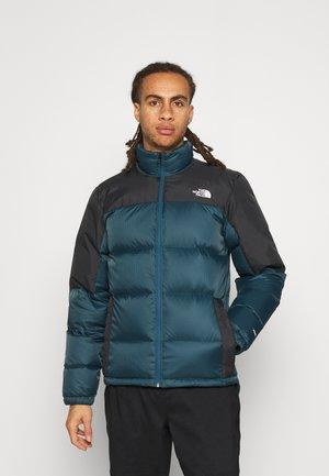 DIABLO  - Down jacket - monterey blue/black