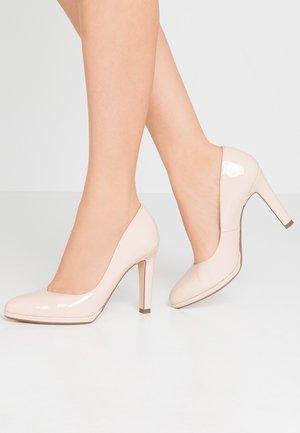 HERDI - High heels - powder