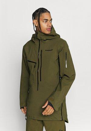 LOFOTEN - Ski jacket - khaki