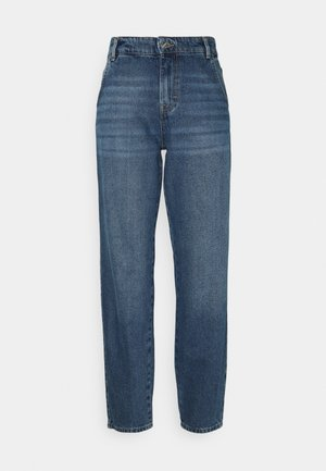 ONLTROY LIFE CARROT - Džíny Relaxed Fit - medium blue denim