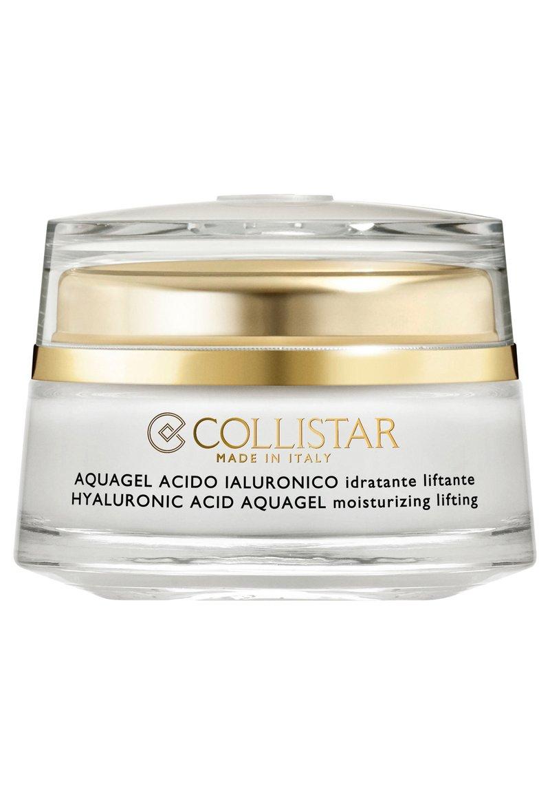 Collistar - HYALURONIC ACID AQUAGEL - Face cream - -