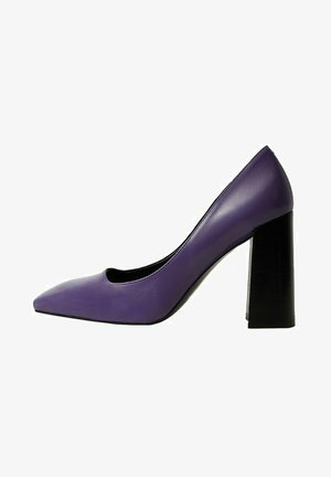 High heels - violet