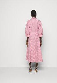 MAX&Co. - CARLO - Shirt dress - red - 2