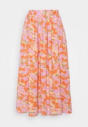 YASJUNA SKIRT - A-line skirt - golden straw