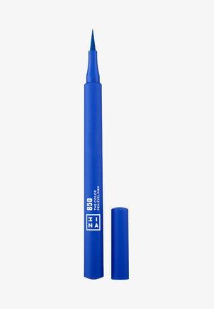 THE COLOR PEN EYELINER  - Eyeliner - 850 blue