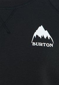 Burton - ELITE CREW - Mikina - true black - 2