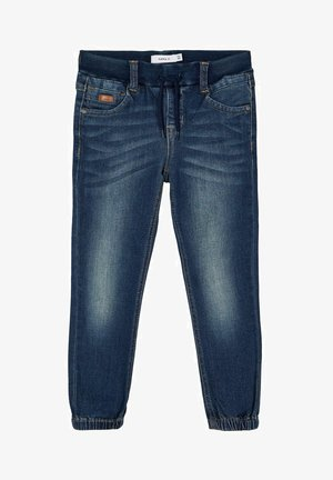 Jeans Relaxed Fit - dark blue denim