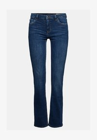 Esprit - Straight leg jeans - dark blue - 5