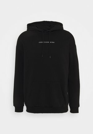 Sweat à capuche - black