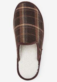 Next - BORG - Pantofole - brown - 1