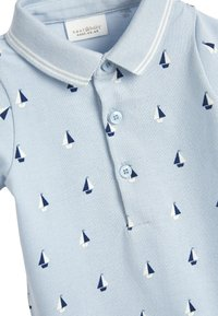 Next - BLUE/WHITE 2 PACK BOAT POLO BODYSUITS (0MTHS-3YRS) - Polo shirt - blue - 4