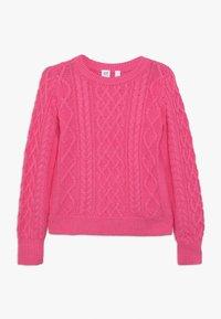 GAP - GIRL - Pullover - devi pink - 0
