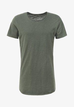JJEBAS TEE - T-shirt basic - thyme