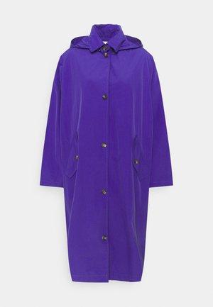 ULLA - Classic coat - indigo