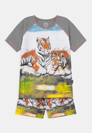 BOYS - Pyžamová sada - orange