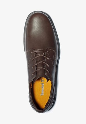 BRADSTREET - Casual lace-ups - soil brown