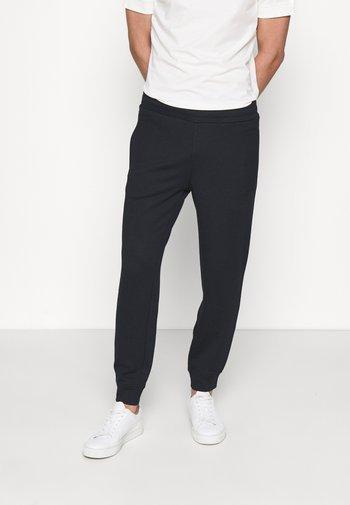 TROUSER - Pantaloni sportivi - blu navy