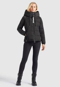 khujo - LILENA - Winter jacket - schwarz - 5