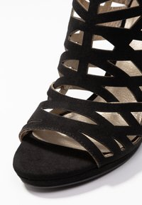 Bullboxer - High heeled sandals - black