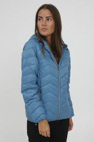 Gewatteerde jas - storm blue