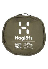 Haglöfs - LAVA 90 - Holdall - deep woods/rosin - 4