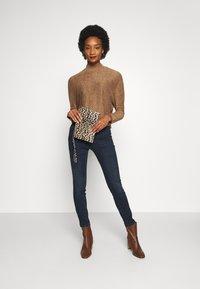 Freeman T. Porter - ALEXA HIGH WAIST CROPPED - Jeans Skinny Fit - michigan - 1