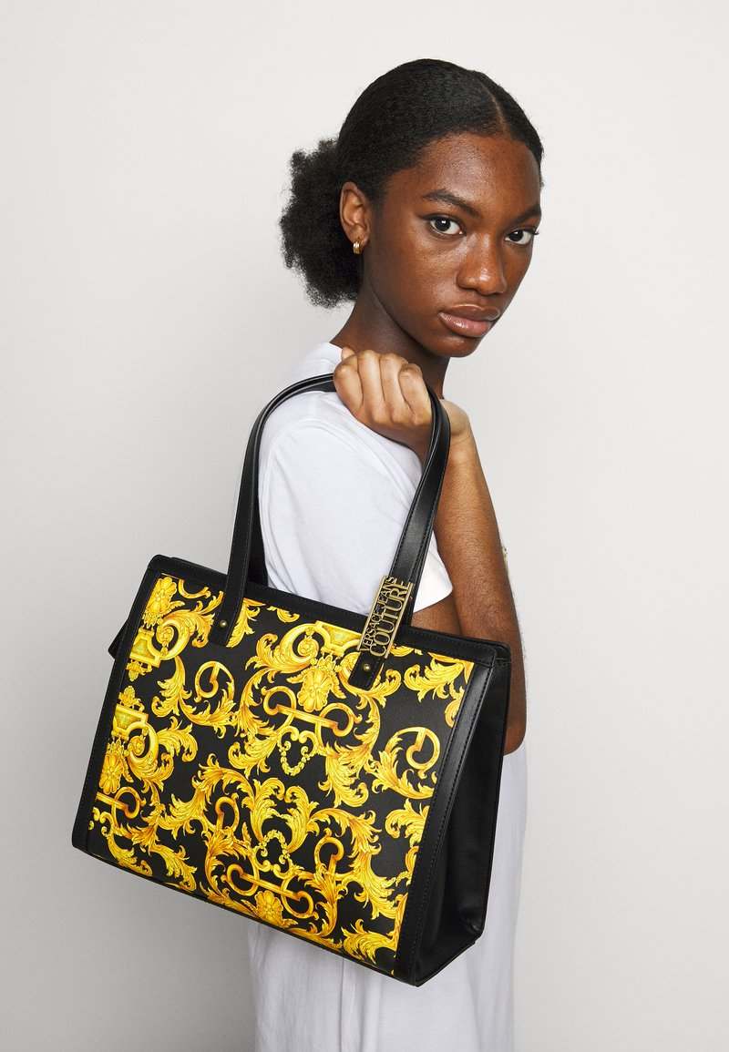 Versace Jeans Couture - LULA - Handbag - black