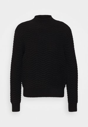 YASBETRICIA - Jumper - black