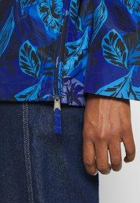 Napapijri - RAINFOREST  - Windbreaker - blue foliage - 5