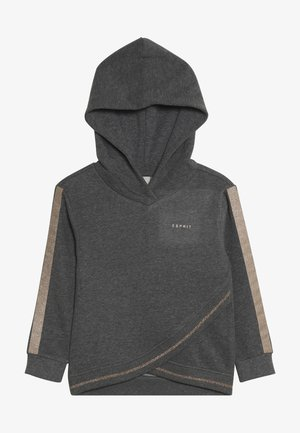 Hoodie - dark heather grey
