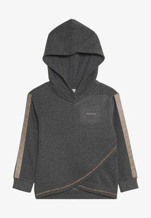 Huppari - dark heather grey