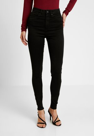 VMSOPHIA SOFT - Jeans Skinny Fit - black