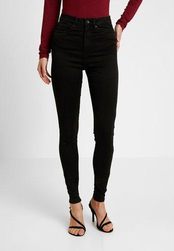 VMSOPHIA SOFT - Jeans Skinny Fit - black
