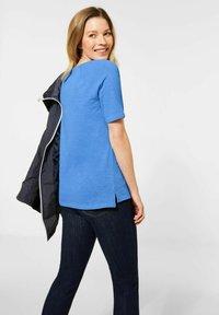 Cecil - RAGLAN  - Basic T-shirt - blau - 1