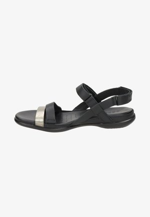 Walking sandals - zwart
