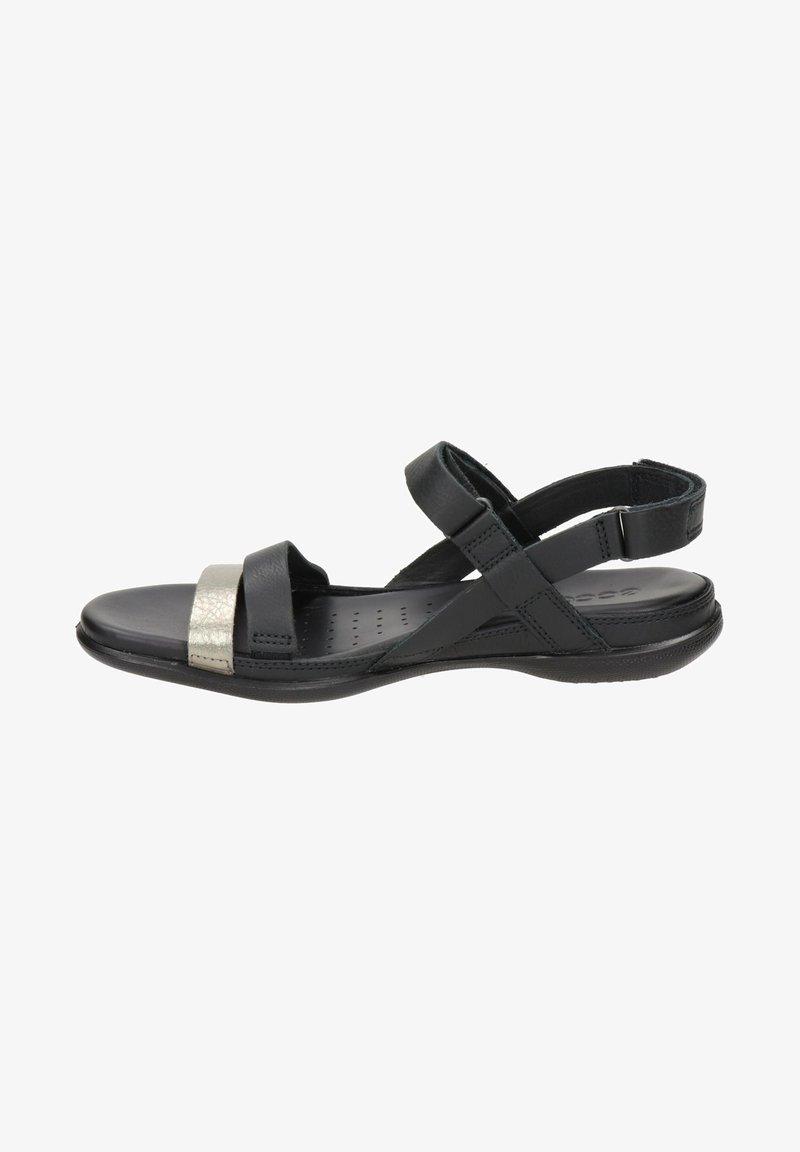 ECCO - Sandały trekkingowe - zwart