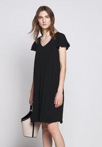 Bruuns Bazaar - LILLI FENIJA DRESS - Day dress - black - 5