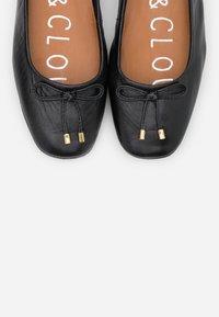Musse & Cloud - SARITA - Ballet pumps - black - 5