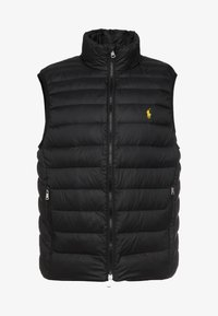 Polo Ralph Lauren - HOLDEN  - Waistcoat - polo black - 3