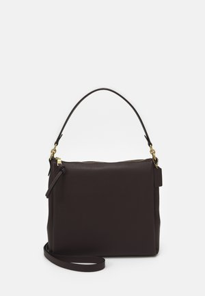 SHAY SHOULDER BAG - Kabelka - oxblood